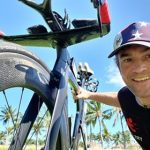 Uczestniczyłem w 43 zawodach na całym świecie, łącznie ze startem na Hawajach w 2019r. Krzysztof i jego serwis towarzyszył mi od początku mojej przygody ze sportem. Zawsze mogłem liczyć nie tylko na ultra-dokładnie przygotowany rower, ale też na fachową i przyjazną radę. Krzysiek nie raz pomagał mi w sytuacjach kryzysowych, np. na 3 godziny przed wylotem na drugi kontynent. Ma talent i można zawsze mu zaufać! ~ Radek Pawłowski - Ironman World Championship finisher